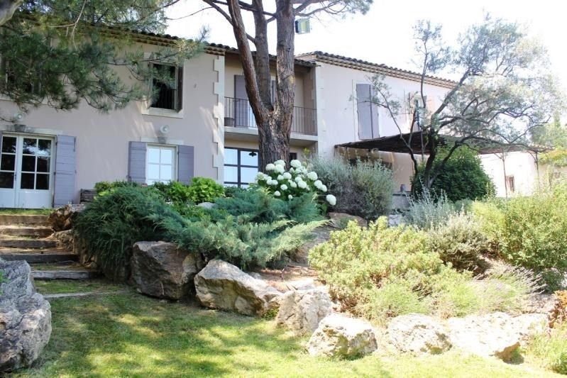 Vente de prestige maison / villa Rochefort du gard 995000€ - Photo 3