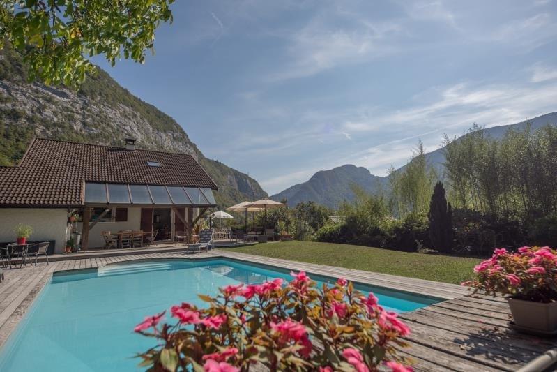 Vente maison / villa Dingy st clair 660000€ - Photo 1
