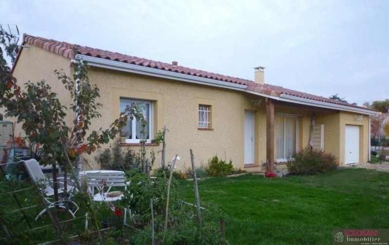 Vente maison / villa Nailloux 242000€ - Photo 1