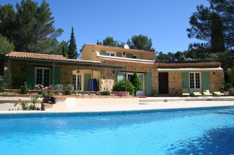 Deluxe sale house / villa Aix en provence 680000€ - Picture 3