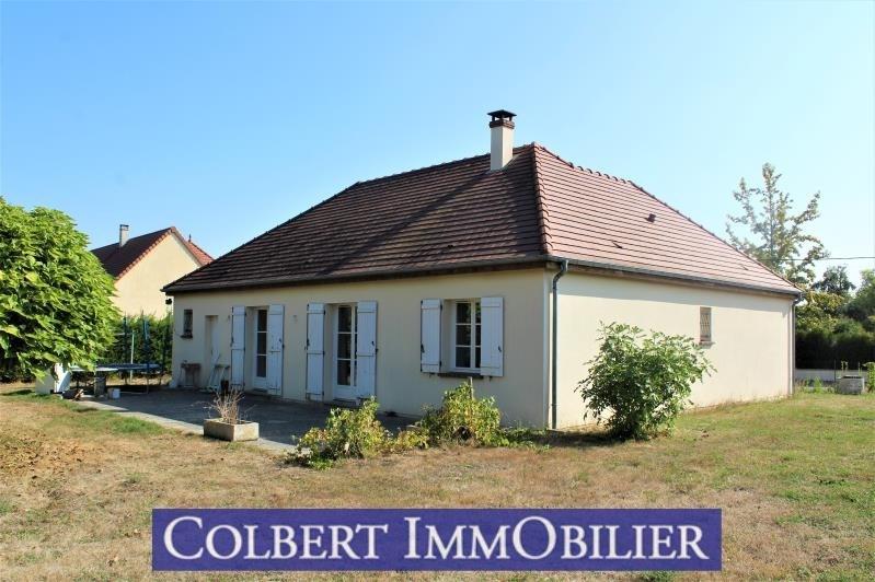 Vente maison / villa Jaulges 148000€ - Photo 2