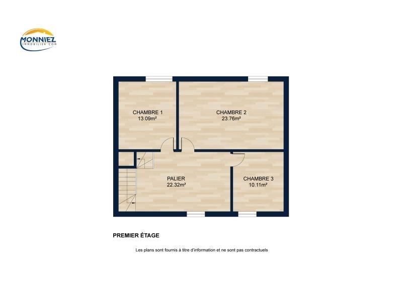 Sale house / villa Hazebrouck 206000€ - Picture 5