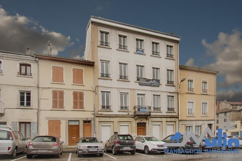 Verkoop  appartement Bourgoin jallieu 149900€ - Foto 5