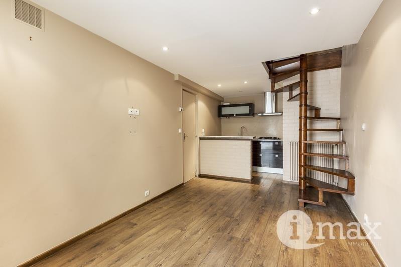 Sale apartment Levallois 395000€ - Picture 1