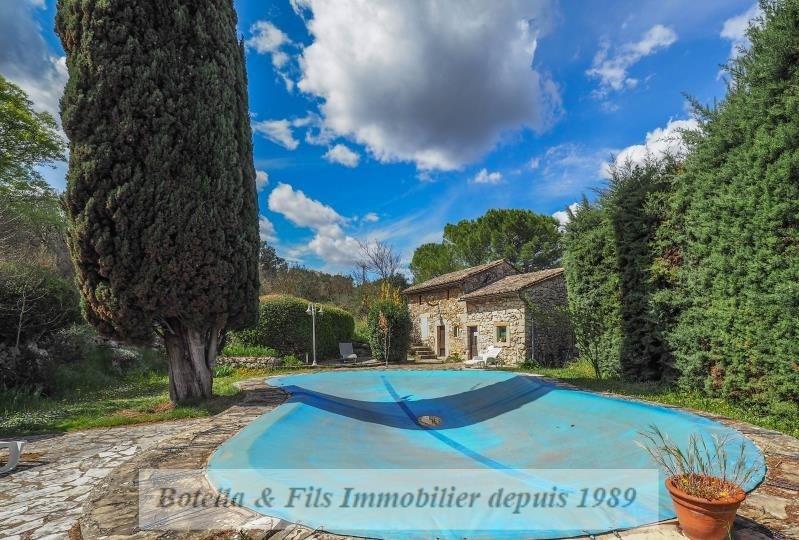 Verkoop van prestige  huis Uzes 533000€ - Foto 4
