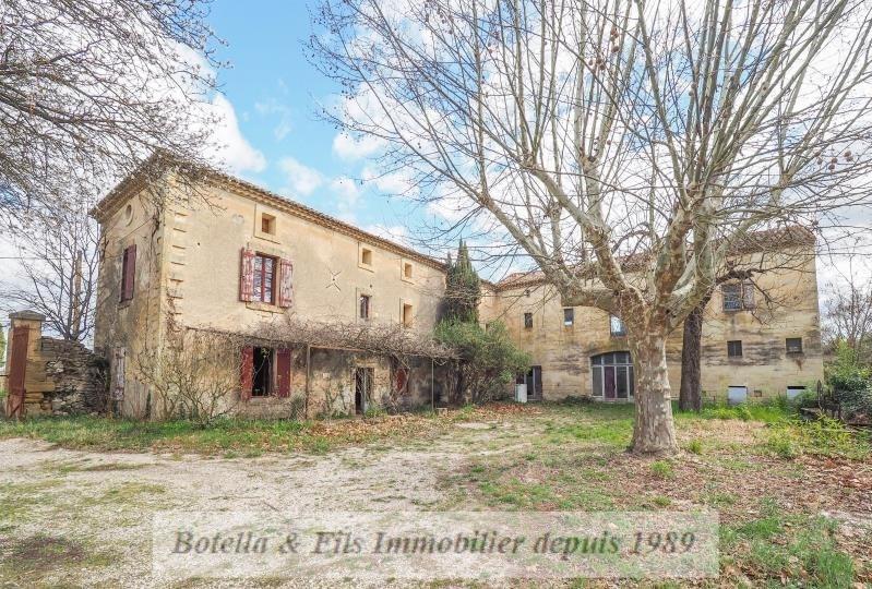 Vente de prestige maison / villa Uzes 475000€ - Photo 1