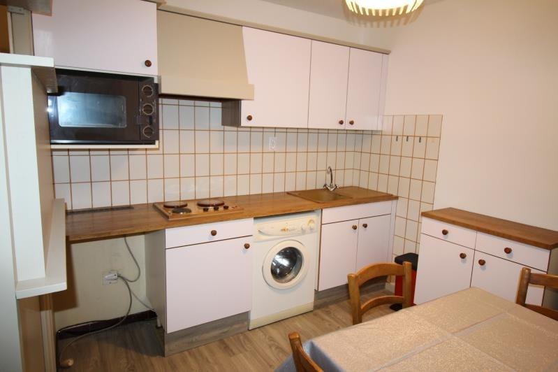 Rental apartment Saint gervais les bains 496€ CC - Picture 3