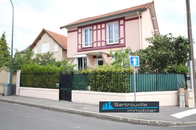 Sale house / villa Sartrouville 569 250€ - Picture 1