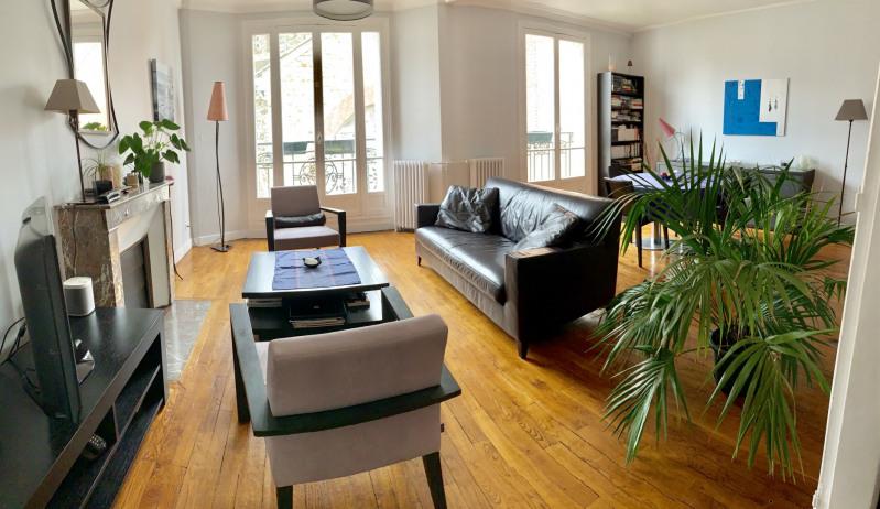 Venta  apartamento Saint-mandé 936000€ - Fotografía 2