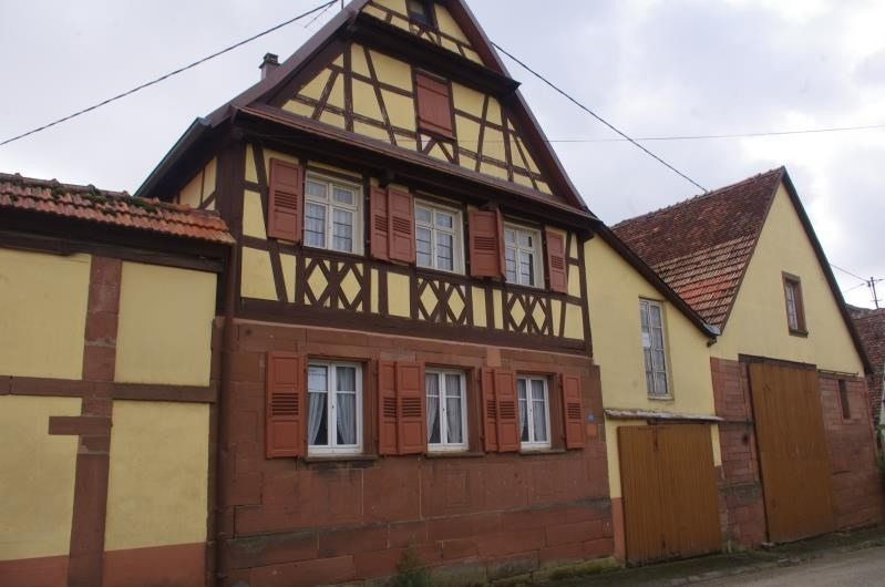 Sale house / villa Bosselshausen 190 800€ - Picture 1
