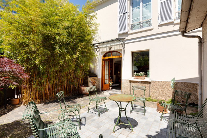 Vente de prestige maison / villa Suresnes 1750000€ - Photo 13