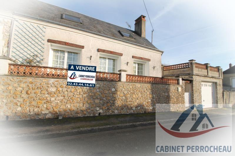 Sale house / villa La chartre sur le loir 95000€ - Picture 1