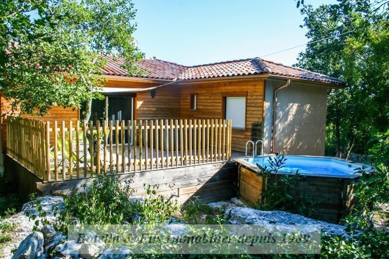 Vente maison / villa Chauzon 239000€ - Photo 1