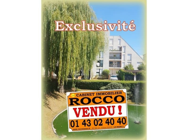 Sale apartment Gagny 191500€ - Picture 1