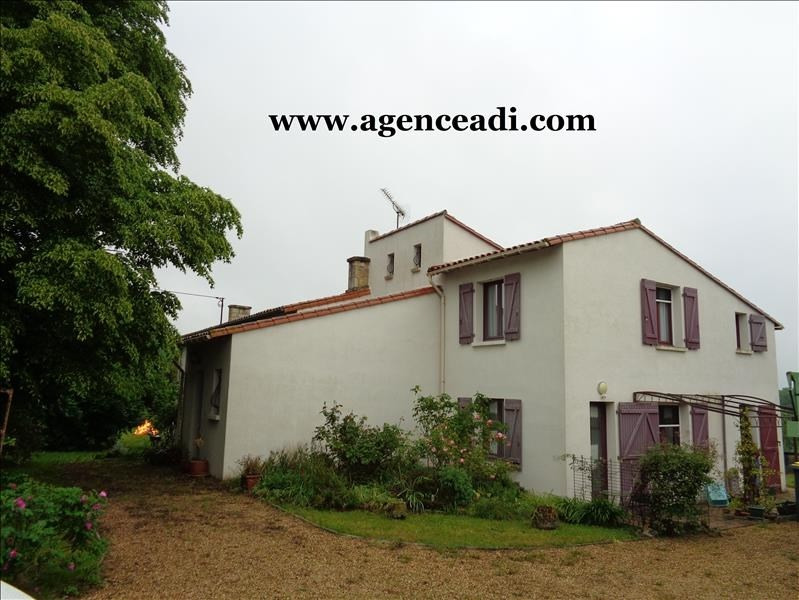 Vente maison / villa Souvigne 187200€ - Photo 1
