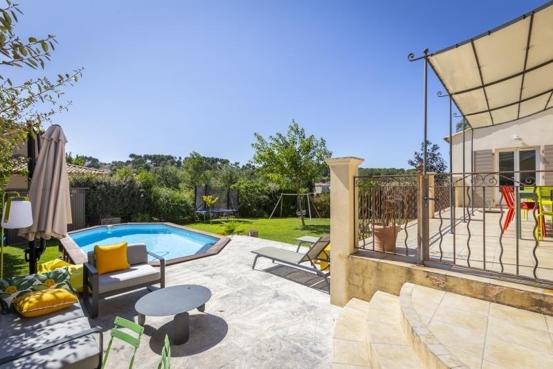 Deluxe sale house / villa Bouc bel air 640000€ - Picture 1