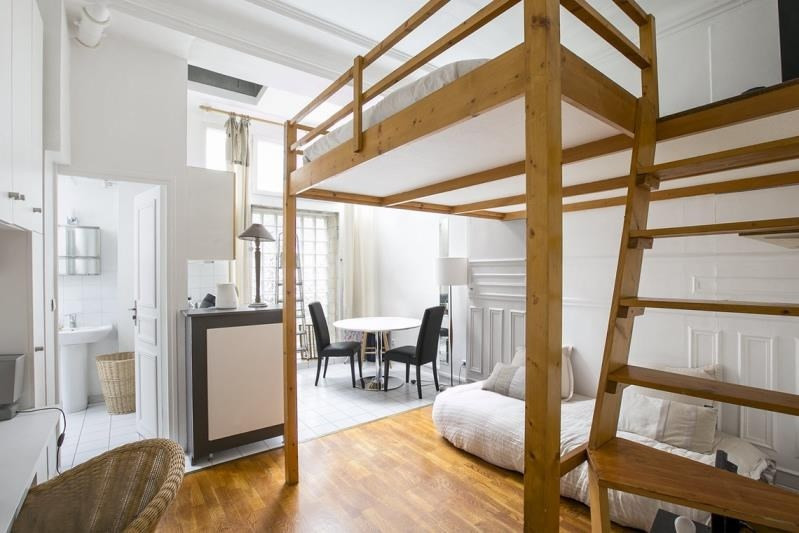 Vente de prestige appartement Paris 5ème 415 000€ - Photo 1