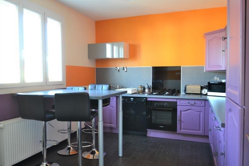 Sale house / villa Toussieu 437000€ - Picture 6