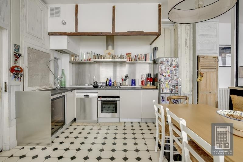 Deluxe sale loft/workshop/open plan Paris 11ème 1450000€ - Picture 4