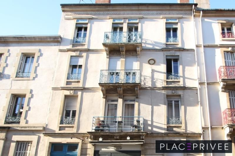 Vente appartement Nancy 122000€ - Photo 1