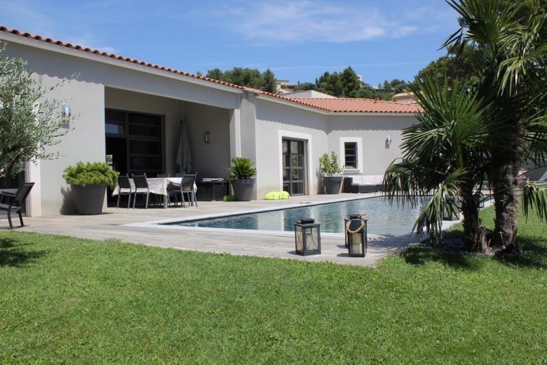 Deluxe sale house / villa Villeneuve les avignon 855000€ - Picture 3