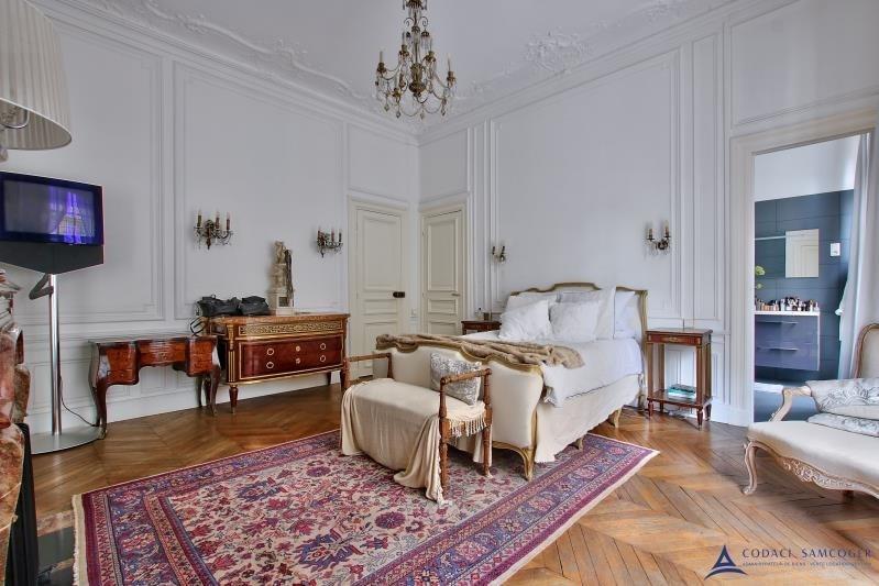 Vente de prestige appartement Paris 16ème 2900000€ - Photo 10