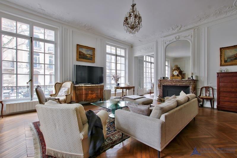 Deluxe sale apartment Paris 16ème 2500000€ - Picture 1