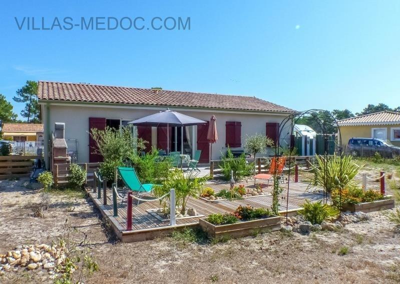 Vente maison / villa Vendays montalivet 275000€ - Photo 1