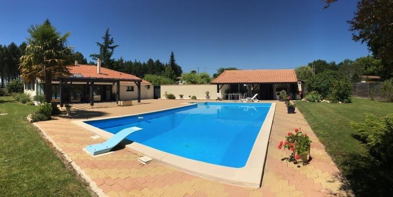 Revenda casa Langon 316900€ - Fotografia 2