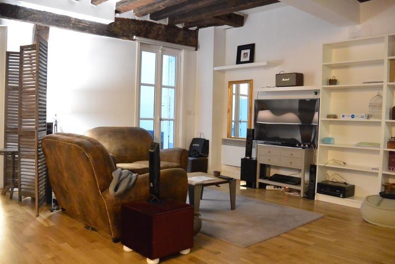 Sale apartment Paris 1er 649000€ - Picture 2