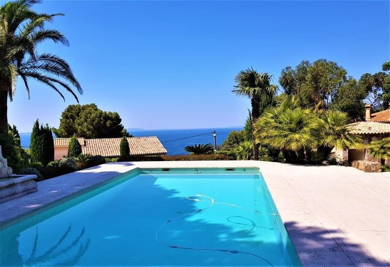 Deluxe sale house / villa Cavalaire sur mer 4400000€ - Picture 2