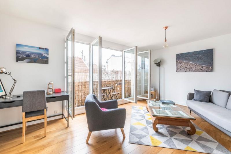 Vente appartement Paris 18ème 690000€ - Photo 1