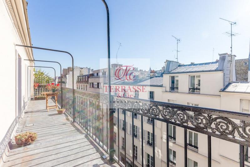 Deluxe sale apartment Paris 5ème 1185000€ - Picture 2