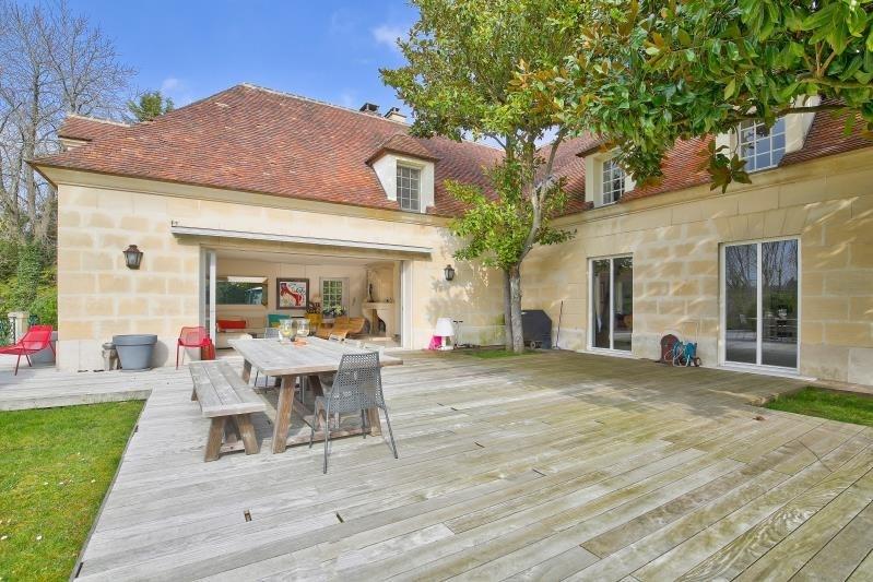 Deluxe sale house / villa St nom la breteche 2495000€ - Picture 1
