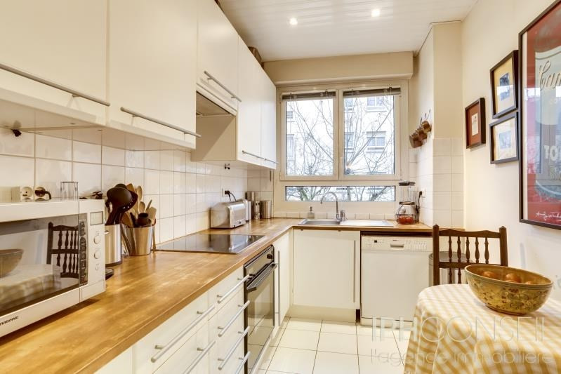 Sale apartment Neuilly sur seine 960000€ - Picture 6