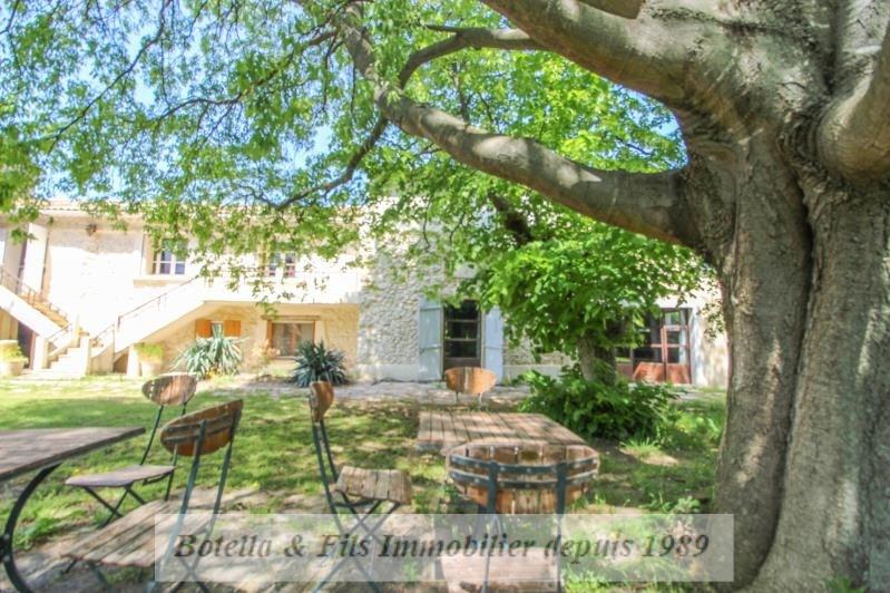 Verkoop van prestige  huis St laurent des arbres 630000€ - Foto 17