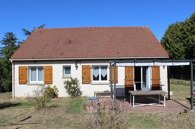 Sale house / villa Montceaux les provins 183000€ - Picture 1