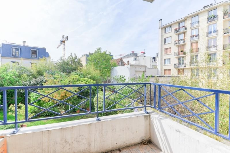 Sale apartment La garenne colombes 479 000€ - Picture 2