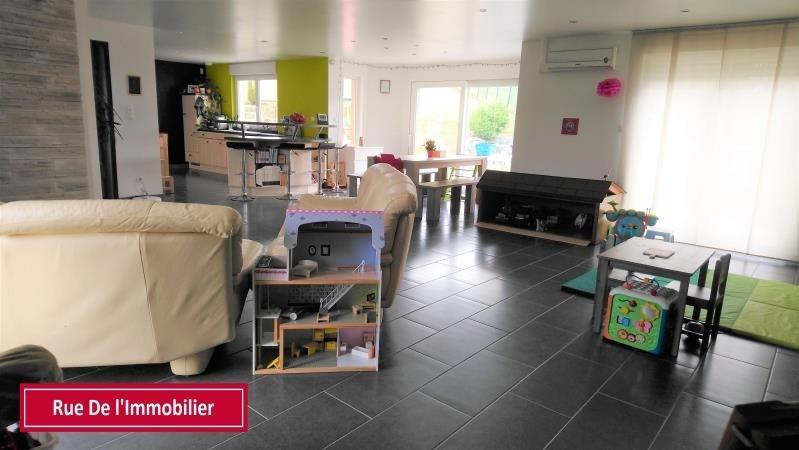Vente maison / villa Soultz/foret 297000€ - Photo 3