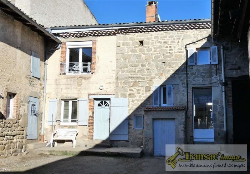 Sale house / villa St dier d'auvergne 154425€ - Picture 1