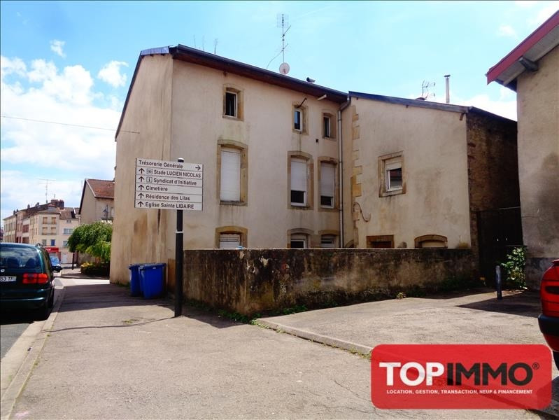 Vente immeuble Rambervillers 97000€ - Photo 1