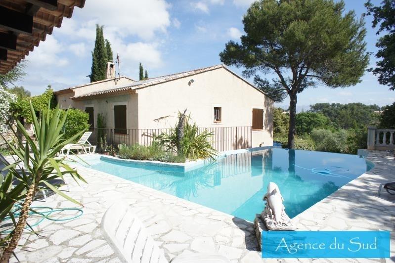 Vente de prestige maison / villa Belcodene 599000€ - Photo 1