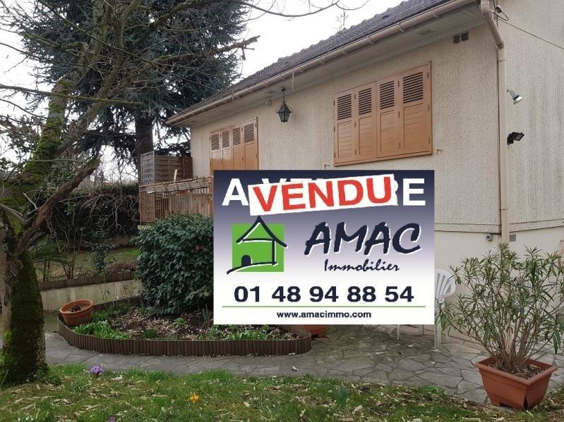 Vente maison / villa Villemomble 295400€ - Photo 1