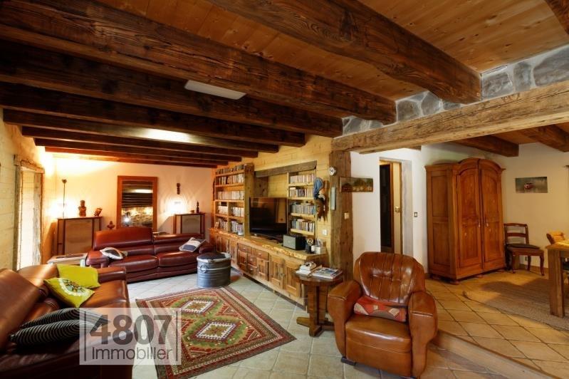Vente maison / villa Mieussy 525000€ - Photo 2