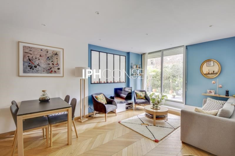 Deluxe sale apartment Neuilly sur seine 1130000€ - Picture 1