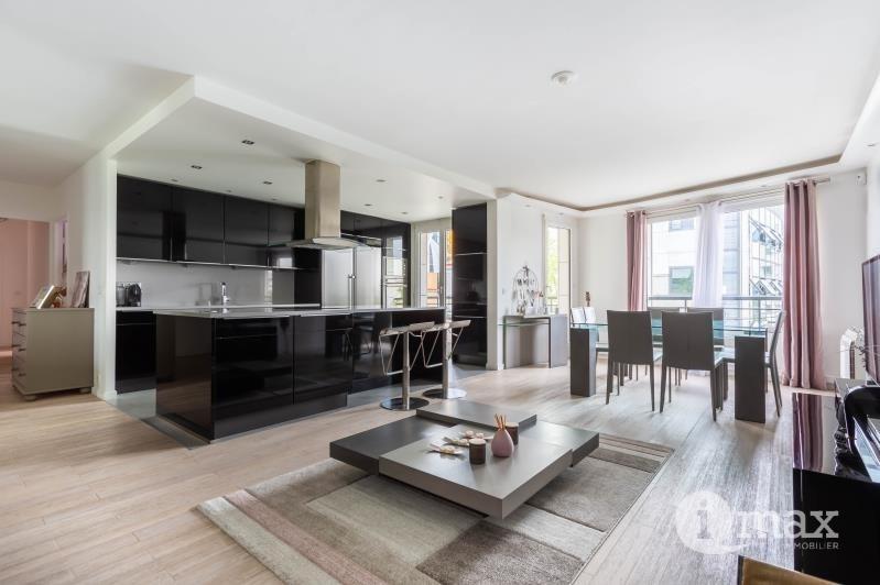Sale apartment Levallois perret 949000€ - Picture 2
