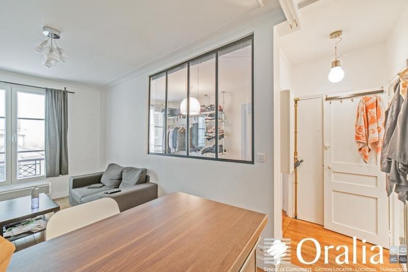 Vente appartement Paris 17ème 370000€ - Photo 3