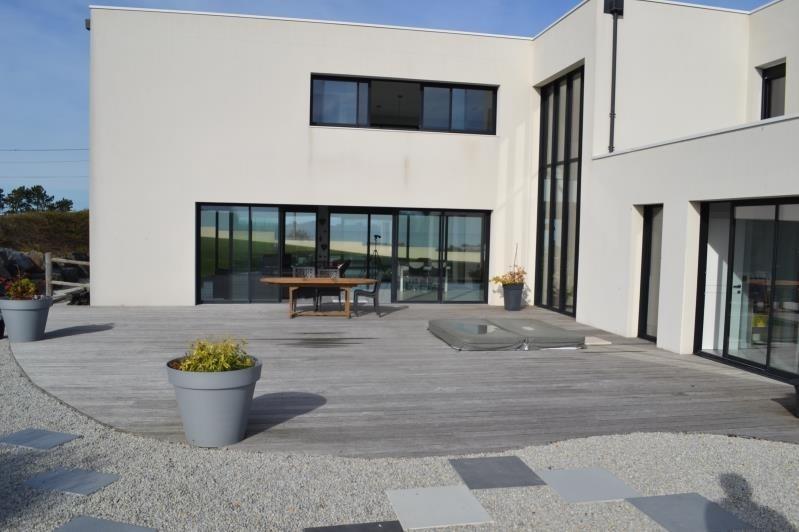Revenda residencial de prestígio casa St come de fresne 995000€ - Fotografia 2