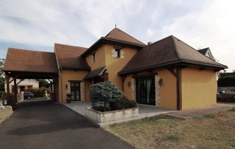Sale house / villa Bois le roi 560000€ - Picture 2