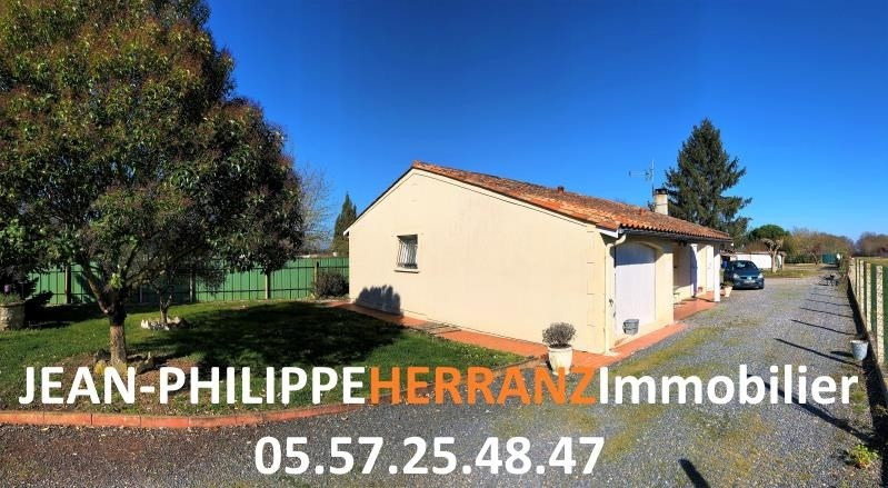Vente maison / villa Les artigues de lussac 191 000€ - Photo 1